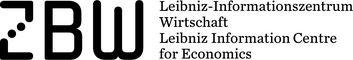 Logo Leibniz Information Center for Economics (ZBW)